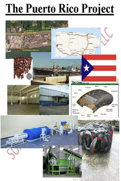 ThePRProjectOverviewPictures Waste To Energy, Our Planet, Puerto Rico, Planets, Around The Worlds, Earth, Projects, Log Projects, Blue Prints