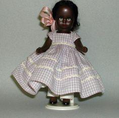 BLACK HP NANCY ANN TOPSY DOLL W/BOX - MINT #NANCYANNSTORYBOOK
