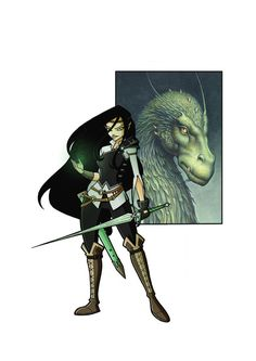 Arya - Inheriwiki - Inheritance, Eragon, Eldest, Brisingr