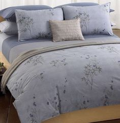 Love this bedding want need love pinterest for Calvin klein jardin collection