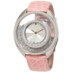 Versace Women's 86Q91D498 S111 Destiny Spirit Diamond Mother-Of-Pearl... ❤ liked on Polyvore