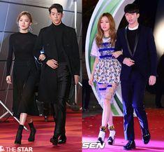 She's she wears super high heels and still he be taller than her. this is what a girl wants Nam Joo Hyuk Lee Sung Kyung, Ahn Jae Hyun, Korean Celebrities, Korean Actors, Weightlifting Fairy Kim Bok Joo Wallpapers, Weightlifting Kim Bok Joo, Dramas, All Korean Drama, Lee Joo Young
