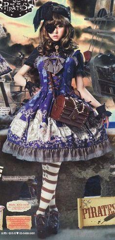Lolita Paradise: Estilos del Lolita