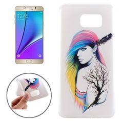 [$0.99] Ultrathin Fashion Lady Pattern TPU Protective Case for Samsung Galaxy Note 5 / N920