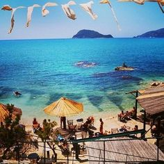 Laganas beach, Zakynthos