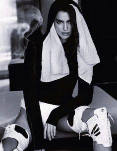 Irina Shayk shot by Mario Testino for Vogue Spain June 2014 _