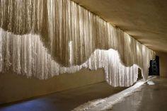 Daniele Papuli - Delicate Paper Installations