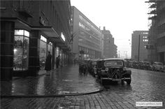 op foto's - Page 94 - SkyscraperCity Rotterdam, Old City, Vintage Photography, Where To Go, Holland, Dutch, Past, Europe, World