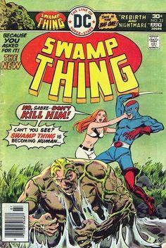 Swamp-Thing #23