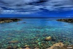 Sharks Cove  North Shore Oahu, great snorkeling!