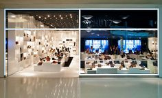 Schutz store by be.bo., Rio de Janeiro store design