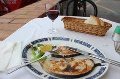 Swordfish steak - Monterosso al Mare, Cinque Terre
