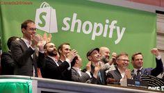 Shopify shares down 8% as short seller calls firm 'get rich quick scheme'