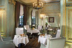 Salle de petit-déjeuner - Hotel Le Dokhan's, Paris - décoré par Frédéric Méniche