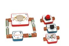 Awesome tool to introduce kids to electronics and circuits.