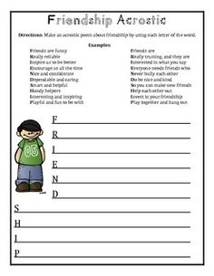 Definition of Acrostic Poem and How to Write an Acrostic Poem