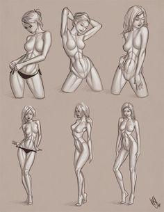 Anatomy study woman body. Daily Graphics Inspiration 529. Read full post: http://webneel.com/daily/graphics/inspiration/529 | Daily Inspiration http://webneel.com/daily | Design Inspiration http://webneel.com | Follow us www.pinterest.com/webneel