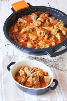 Spanish Kitchen, Spanish Cuisine, Spanish Food, Seafood Recipes, Mexican Food Recipes, Cooking Recipes, Ethnic Recipes, Spanish Stew, Eating Fast