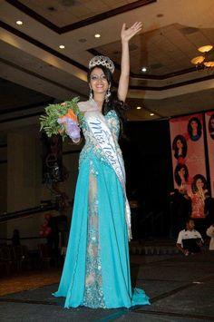 Miss Teen Guatemala 2012 Estefany González Cordova