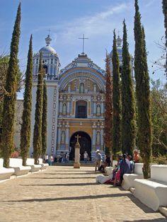Ocotlán de Morelos (Oaxaca), México