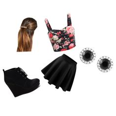 Feeling Myself by amcac on Polyvore featuring Beverly Hills Charm and L. Erickson