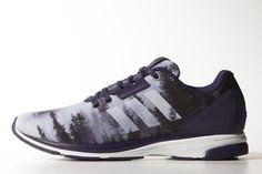 "adidas ZX Flux Tech ""Misty Winter Forest"""