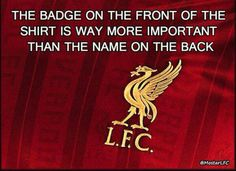 Nobody is bigger than the club Best Football Team, Liverpool Football Club, Liverpool Fc, Alliteration, You'll Never Walk Alone, Steven Gerrard, Rotterdam, Best Quotes, Passion
