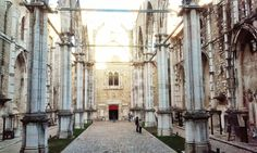 Convento do Carmo, Lisboa, Portugal