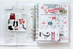 December Daily Day 2 by MarieL at @studio_calico