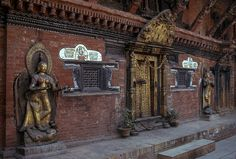 NP183120 Nepal Patanin Durbar Squaren Mul Chowk 1995