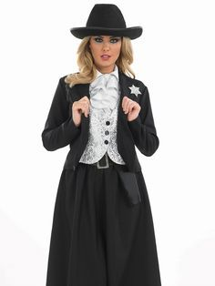 wild west costume - Google Search