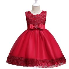 Cheap tutu dresses for girls, Buy Quality dresses for children directly from China girls dress Suppliers: Summer Princess Wedding Bridesmaid Long Flower Girl Dress for Children Kids Clothes Pink Party Tutu Dresses for Girl Clothes