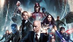 """""""A GREAT SWELL OF PITY"""" X-MEN : APOCALYPSE REVIEW"""