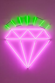 "'I Will Live Forever'  Dylan Neuwirth  Neon, Two Transformers, Supports  60"" x 3"" x 67""  2011"