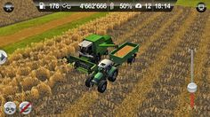 Farming Simulator v1.0.6  Requirements: Android 2.3.3 +  Overview: Play your favorite technical-simulation on your mobile!