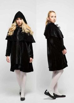 Velvet Coat Cloak Steampunk Twilight Costume : Artemisia Designs:, Historical and Fantasy Apparel for the Regular and Plus Size - Renaissance, Medieval, Victorian, Cloaks, and LARP