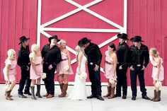 Country wedding :)