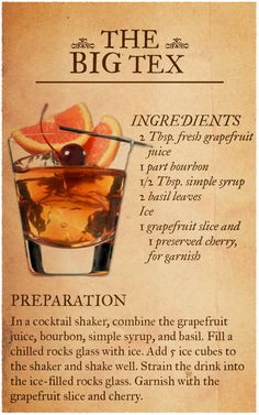 11 Bourbon Cocktails You Must Drink Before Summer Ends