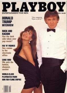 """andrew kaczynski on Twitter: """"Fun fact, the women on the cover of the 1990 Playboy with Trump is currently in prison for cocaine trafficking… """""""