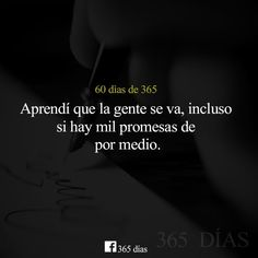 Las promesas se las lleva el aire ...