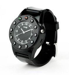 c86286d13d3d Burg Watch Phone – Midnight Black Band  49.99 Watch Deals