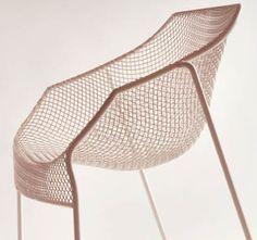 Jean Marie Massaud's Heaven chair for Emu