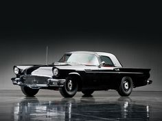 1957 Ford Thunderbird 'F-Bird' Convertible | The Don Davis Collection 2013 | RM AUCTIONS