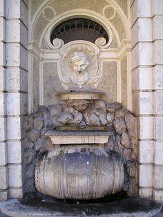 Fontana della Botticella, 1774