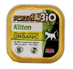 Forza 10 Every day bio Kitten patè al pollo