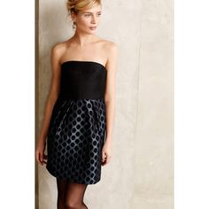 4.collective Flared Dot Dress