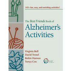 Alzheimers Activities #alzheimers #tgen #mindcrowd www.mindcrowd.org