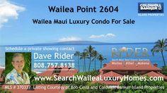 Wailea Point Maui Ocean View Condo For Sale - Wailea Kihei Makena Condos...