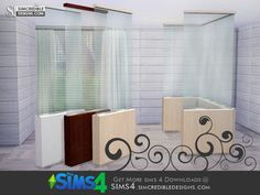 by SIMcredibledesigns.com  Found in TSR Category 'Sims 4 Sculptures'