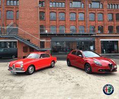 #Klasyczna czy #Nowa Alfa Romeo #Giulietta?   #AlfaRomeo #AlfaRomeoGiulietta